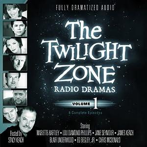 The Twilight Zone Radio Dramas, Volume 1 Radio/TV