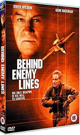 Amazon com: Behind Enemy Lines [Region 2]: Gene Hackman, Owen Wilson