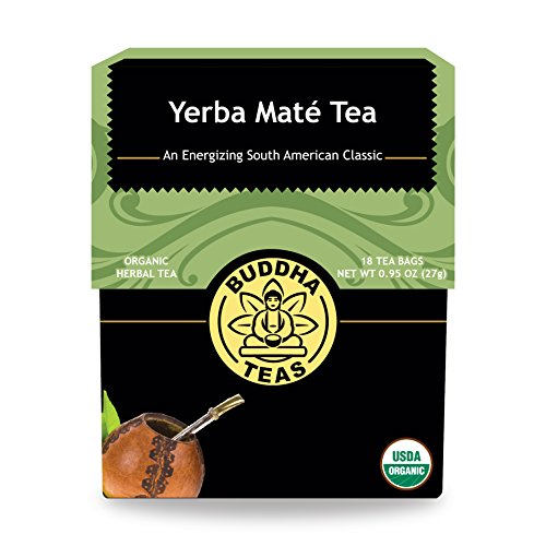 Yerba Mate Buddha Teas Bags