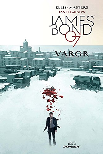 Download James Bond (Issue #1) PDF