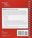 CDT 2017 : Dental Procedure Codes