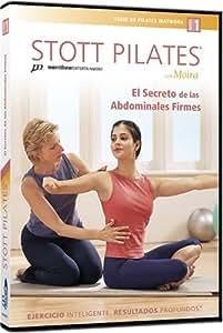 Stott Pilates El Secreto Para Las Abdominales Firmes DVD