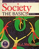 Society : The Basics, Macionis, John J., 013021115X