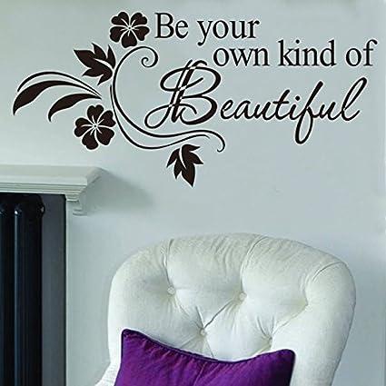 bovake afilar imágenes DIY Mantente su propia tipo bonitas de flores de pared adhesivo decorativo de