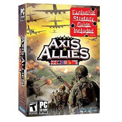 NBC Axis & Allies Collector's Edition