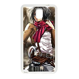 Attack on Titan Cell Phone Case for Samsung Galaxy Note3 by mcsharks