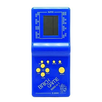 Goolsky Retro Clasico Jugador De Juegos De Mano Lcd Consola De