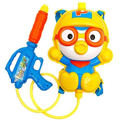 Pororo Backpack Water Gun Water Playset