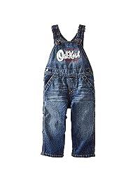 Oshkosh B'gosh Baby Boys' Logo Overalls (18 Months)