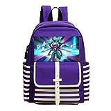 Alexandrite-Steven-Universe School Bag Toddler Backpack Bookbag For Boys And Girls