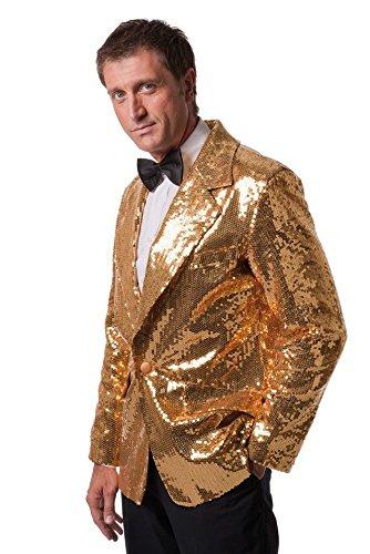 Wilbers Giacca di paillettes, Donna, colore: Oro, taglia