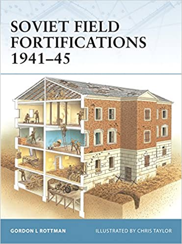 Book Soviet Field Fortifications 1941-45 (Fortress)