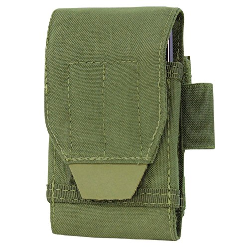 Condor Tech Sheath Plus - Olive Drab - Slick Open Loop