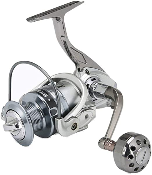 7+1 Shaft Without Gap Spinning Wheel Fishing Line Wheel Fishing Wheel Reel: Amazon.es: Hogar