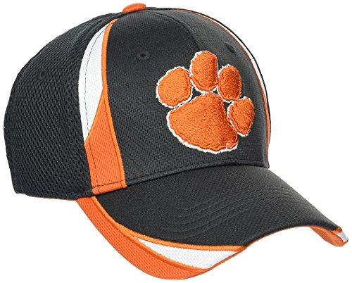 Zephyr NCAA Clemson Tigers Adult Men Torque, X-Large, Charcoal