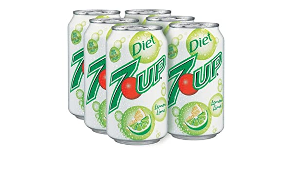 Amazon Diet 7 Up 6pk 12 Oz Grocery Gourmet Food