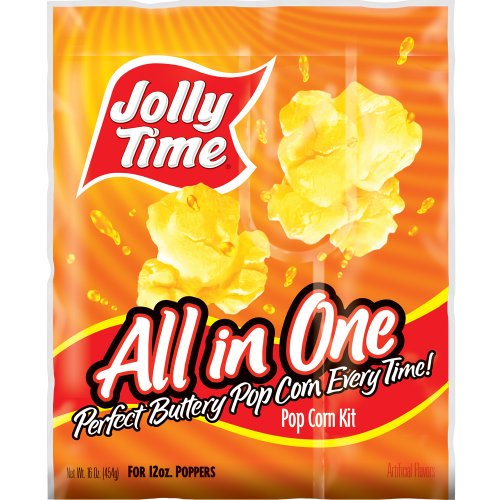 Jolly Time Commercial Popcorn Machine product image