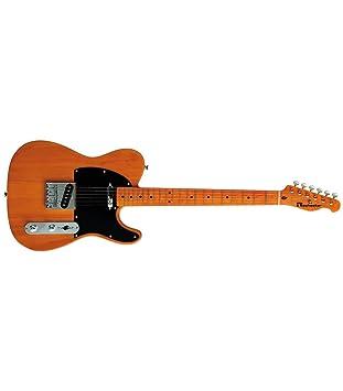Rochester - Rtl vintage guitarra electrica cuerpo macizo de 6 cuerdas