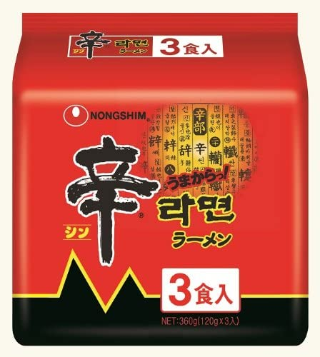 Amazon   辛ラーメン   韓国農心   ラーメン 通販