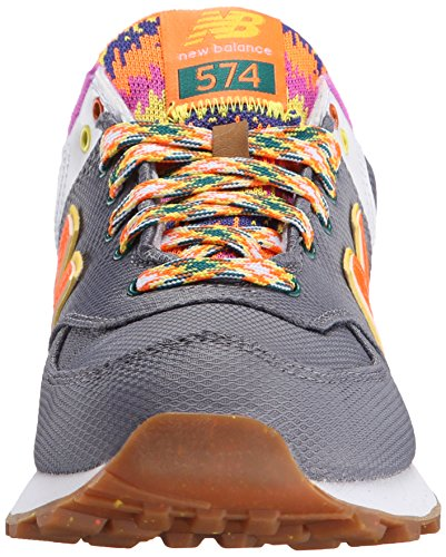 Nuovo Equilibrio Damen Wl574v1 Sneakers Mehrfarbig (grigio / Verde)