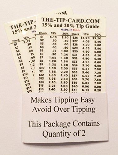 Pocket Tip Table Card Wallet Saver Slim Flexible (2)