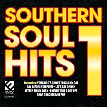 VARIOUS ARTISTS - Southern Soul Hits, Vol  1 - Amazon com Music