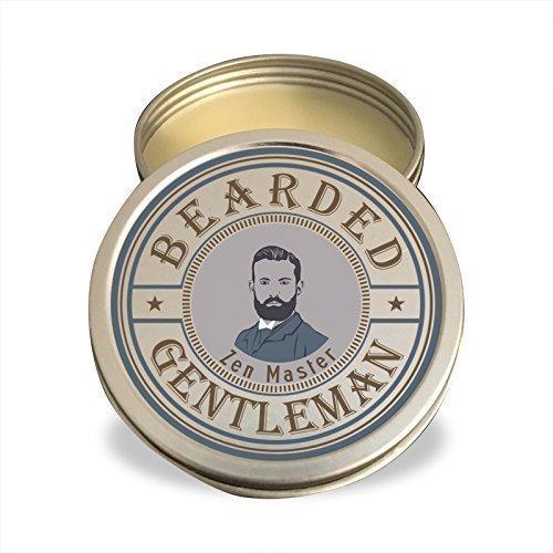 Bearded Gentleman : Beard Balm   Lavender   Natural Conditioning   2 oz   Handmade by Bearded Gentleman