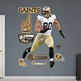 NFL New Orleans Saints Jimmy Graham #80 Real Big Wall Decals