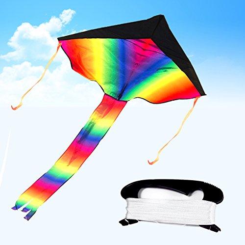 Super Kites for adults delta Best Large Kites for kids  : 51 qa1e684L from greenankles.com size 500 x 499 jpeg 32kB