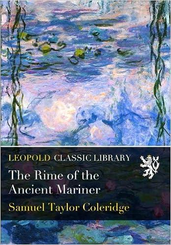 6e8930f8cf2796 The Rime of the Ancient Mariner  Samuel Taylor Coleridge  Amazon.com  Books