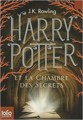 Amazon Fr Harry Potter 2 Et La Chambre Des Secrets J K