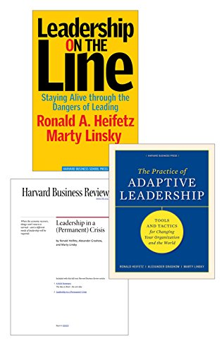 Adaptive Leadership: The Heifetz Collection (3 Items)