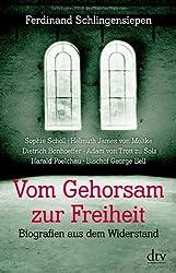 Vom Gehorsam zur Freiheit: Biografien aus dem Widerstand