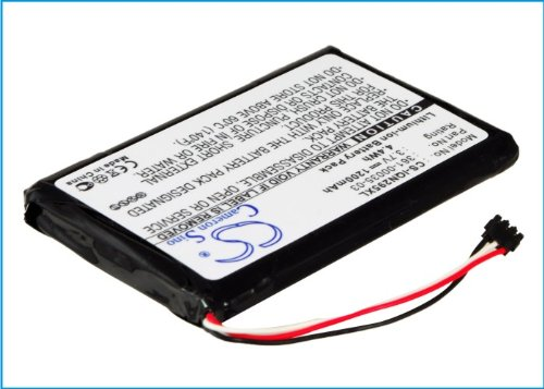 Replacement Battery for Garmin 361-00035-03,361-00035-07, Fit Garmin Nuvi 2555LMT,Nuvi 2555LT,3.70V,1200mAh,Li-ion by Cameron Sino (Image #3)