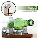 Glass Cutter - Glass Bottle Cutter - DIY Crafts for Glass Bottles