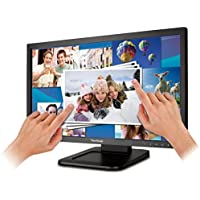 22 ViewSonic FullHD 1080p 1920x1080 VGA USB Audio LED LCD Multi-touch Screen Monitor TD2220