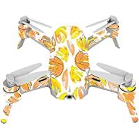Skin For Yuneec Breeze 4K Drone – Yellow Petals | MightySkins Protective, Durable, and Unique Vinyl Decal wrap cover | Easy To Apply, Remove, and Change Styles | Made in the USA