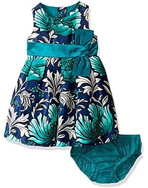 Baby Girls' Art Nouveau Dress