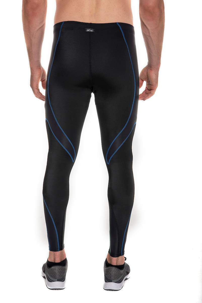 d56ee629b5 Amazon.com : CW-X Men's Expert Joint Support Compression Tights : Running  Compression Tights : Sports & Outdoors