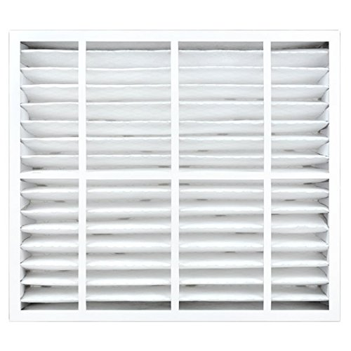 AIRx Filters Dust 20x23x4 Air Filter MERV 8 Replacement for Bryant Carrier FAIC0024A FAIC0024A02 FILBBFNC0024 FILCCFNC0024 to Fit Media Air Cleaner Cabinet Bryant Carrier FNCCAB-0024 FNCCAB0024,2-Pack