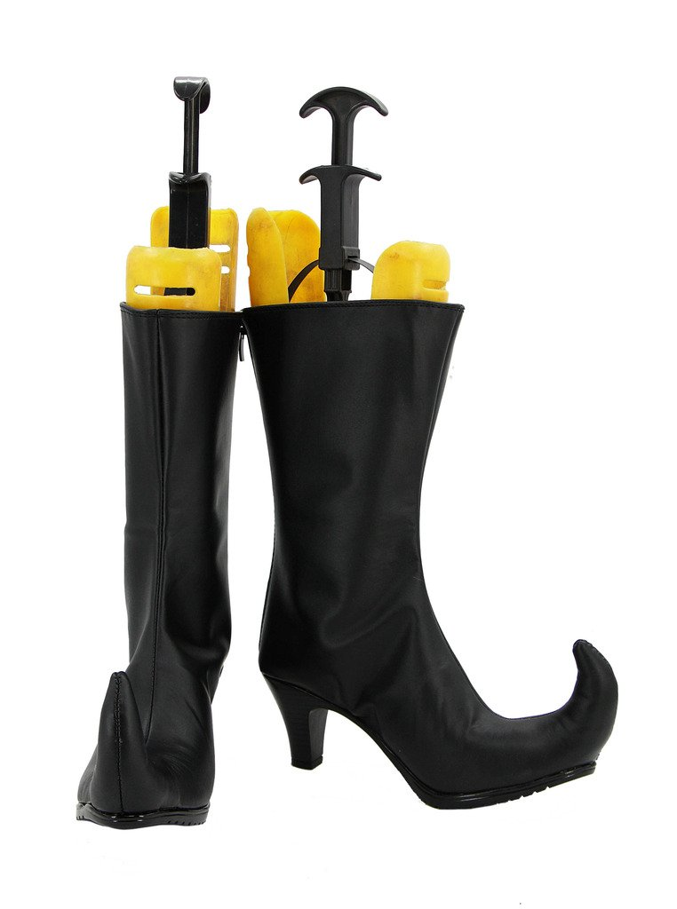 Soul Eater Blair Cosplay Shoes Boots Custom Made 1 5 D(M) US Male