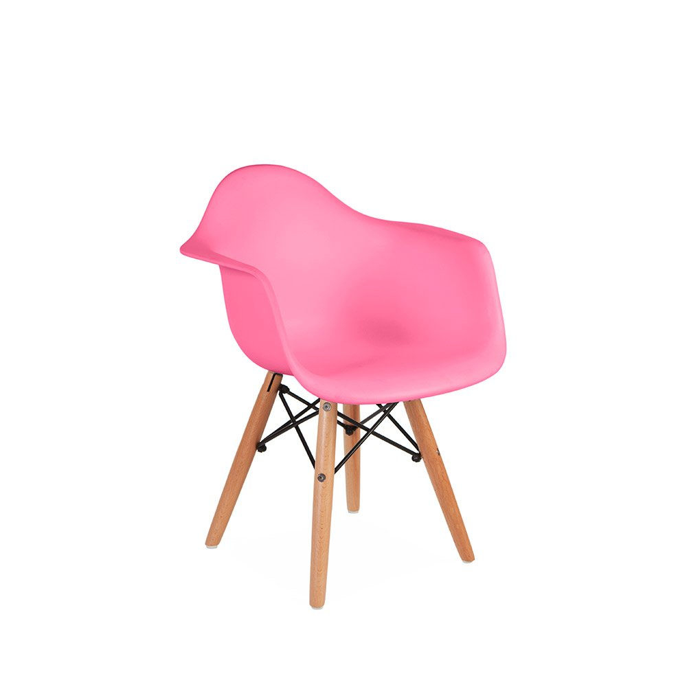 sc 1 st  Amazon.com & Amazon.com: Kids Eames Style DAW Chair - Pink: Kitchen u0026 Dining