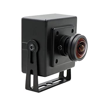 KAYETON 2MP Full HD 1080P WDR Face Detection Fisheye Wide View Angle