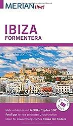 MERIAN live! Reiseführer Ibiza Formentera: Mit Extra-Karte zum Herausnehmen