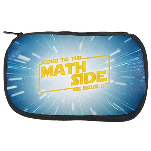 Come to the Math Side We have Pi Travel Bag Multi Standard One Size