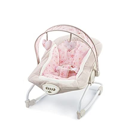 f4d36cc8f Amazon.com  LZTET Chair Bouncers Baby Rocking Chair Music Comfort ...