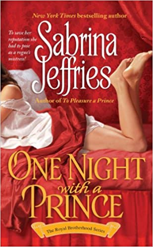 Book One Night with a Prince