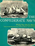 img - for The Confederate Navy: A pictorial history book / textbook / text book