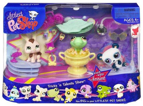 Littlest Pet Shop Themed G3 Playpack - Talent Show