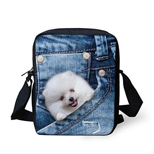 Color Backpack rojo Advocator Bolso 12 Para Cruzados Color 15 Mujer Packable qW1qIZ8wFa